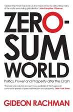 Zero-Sum World