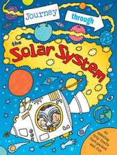 JOURNEY THROUGH THE SOLAR SYST