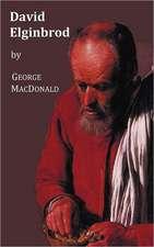 David Elginbrod - All 3 Volumes