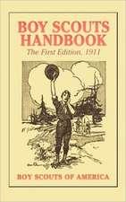 Boy Scouts Handbook, 1st Edition, 1911
