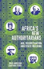 Africa's New Authoritarians