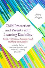 Child Protection and Parents with Learning Disability