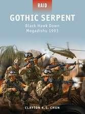 Gothic Serpent: Black Hawk Down Mogadishu 1993