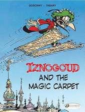 Iznogoud Vol.6: Iznogoud And The Magic Carpet