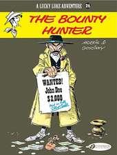 Lucky Luke Vol.26: The Bounty Hunter