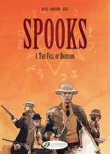 Spooks Vol.1: The Fall of Babylon