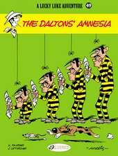 Lucky Luke Vol. 49: The Daltons' Amnesia
