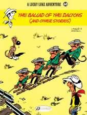 Lucky Luke Vol. 60: The Ballad Of The Daltons