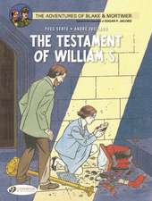 Blake & Mortimer Vol.24: The Testament of William S.