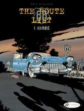 Route 66 List, The Vol.1: Illinois