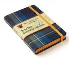 Holyrood: Waverley Genuine Tartan Cloth Commonplace Notebook