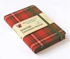 Hay Ancient: Waverley Genuine Scottish Tartan Notebook