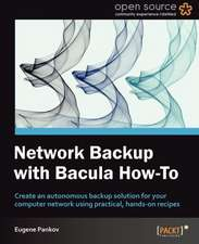 Network Backup with Bacula [How-To]