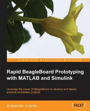 Rapid Beagleboard Prototyping with MATLAB/Simulink