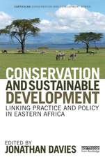 Conservation and Sustainable Development: Linking Practice and Policy in Eastern Africa