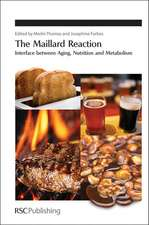 The Maillard Reaction:  Interface Between Aging