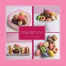 Macarons Mini Note Cards 32 Pack