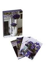 Jane Packer Blue & White Classic Notecards
