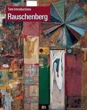 Tate Introductions: Robert Rauschenberg