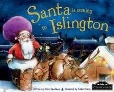 Santa is Coming to Islington