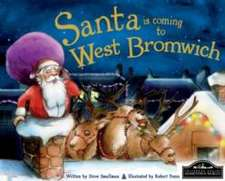 Santa is Coming to West Bromwich