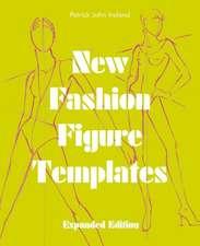 New Fashion Figure Templates