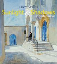 Sunlight & Shadows in Watercolour:  Drawing What You See