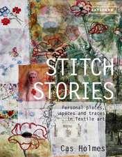 Stitch Stories