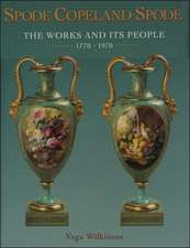 Spode-Copeland-Spode the Works and Its People 1770 - 1970