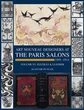 Art Nouveau Designers at the Paris Salons