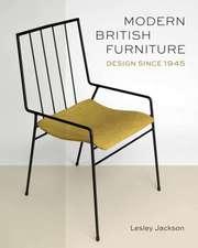 Modern British Furniture