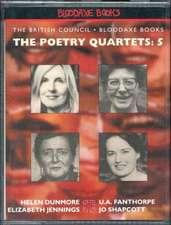 Poetry Quartets:  Women Poets