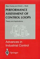 Performance Assessment of Control Loops: Theory and Applications