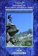 Cicerone Walking in Bulgaria's National Parks:  75 Walks in the Ukhahlamba-Drakensberg Park