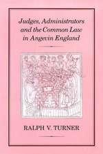 Judges, Administrators & Common Law