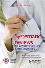 Systematic Reviews to Support Evidence-Based Medicine, 2nd Edition:  Paediatrics