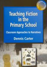 Teaching Fiction in the Primary School