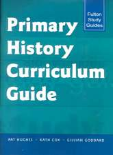Primary History Curriclum Guide