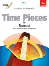 Time Pieces for Trumpet, Volume 2: Music through the Ages in 3 Volumes