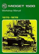 Midget 1500 Wsm:  Operating, Maintenance and Service Handbook
