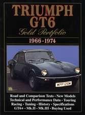 Triumph GT6 Gold Portfolio, 1966-1974:  Part No. 605957