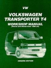 Volkswagen Transporter T4 Workshop Manual