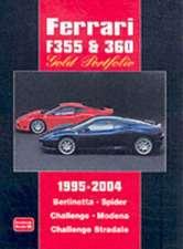 Ferrari F355 & 360 Gold Portfolio, 1995-2004:  545105