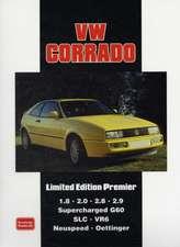 VW Corrado:  1999-2006