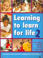 Learning to Learn for Life 2