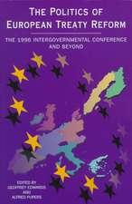 Politics of European Treaty Reform