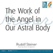 The Work of the Angel in Our Astral Body:  (Cw 182)