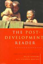 The Post-Development Reader