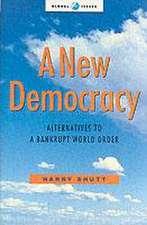 Shutt, H: A New Democracy
