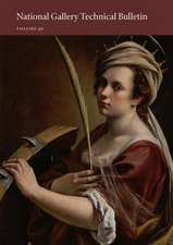 National Gallery Technical Bulletin: Volume 40